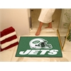 "FANMATS NFL - New York Jets All-Star Mat 33.75""x42.5"""