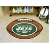 "FANMATS NFL - New York Jets Football Rug 20.5""x32.5"""