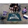 FANMATS NFL - Philadelphia Eagles Tailgater Rug 5'x6'