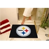 "FANMATS NFL - Pittsburgh Steelers All-Star Mat 33.75""x42.5"""
