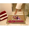 "FANMATS NFL - San Francisco 49ers All-Star Mat 33.75""x42.5"""
