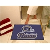 "FANMATS NFL - St. Louis Rams All-Star Mat 33.75""x42.5"""