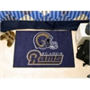 "FANMATS NFL - St. Louis Rams Starter Rug 19""x30"""