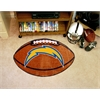 "FANMATS NFL - San Diego Chargers Football Rug 20.5""x32.5"""