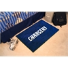 "FANMATS NFL - San Diego Chargers Starter Rug 19""x30"""