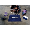 FANMATS NFL - San Diego Chargers Tailgater Rug 5'x6'
