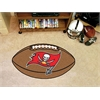 "FANMATS NFL - Tampa Bay Buccaneers Football Rug 20.5""x32.5"""