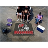 FANMATS NFL - Tampa Bay Buccaneers Tailgater Rug 5'x6'