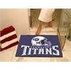 "FANMATS NFL - Tennessee Titans All-Star Mat 33.75""x42.5"""