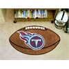 "FANMATS NFL - Tennessee Titans Football Rug 20.5""x32.5"""