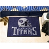 "FANMATS NFL - Tennessee Titans Starter Rug 19""x30"""