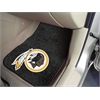 "FANMATS NFL - Washington Redskins 2-piece Carpeted Car Mats 17""x27"""