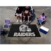 FANMATS NFL - Oakland Raiders Ulti-Mat 5'x8'