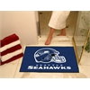 "FANMATS NFL - Seattle Seahawks All-Star Mat 33.75""x42.5"""
