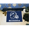 """FANMATS NFL - Seattle Seahawks Starter Rug 19""""x30"""""""