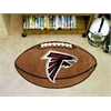 "FANMATS NFL - Atlanta Falcons Football Rug 20.5""x32.5"""