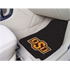"FANMATS Oklahoma State 2-piece Carpeted Car Mats 17""x27"""