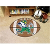 "FANMATS Notre Dame Football Rug 20.5""x32.5"""