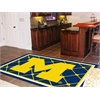 FANMATS Michigan Rug 5'x8'