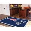 FANMATS NFL - New England Patriots Rug 5'x8'