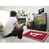 FANMATS Virginia Tech Rug 4'x6'