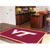 FANMATS Virginia Tech Rug 5'x8'