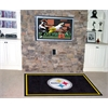 FANMATS NFL - Pittsburgh Steelers Rug 4'x6'