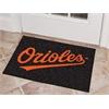 "FANMATS MLB - Baltimore Orioles Starter Rug 19""x30"""