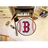"FANMATS MLB - Boston Red Sox Baseball Mat 27"" diameter"