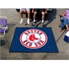 FANMATS MLB - Boston Red Sox Tailgater Rug 5'x6'