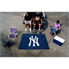 FANMATS MLB - New York Yankees Tailgater Rug 5'x6'