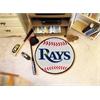 "FANMATS MLB - Tampa Bay Rays Baseball Mat 27"" diameter"
