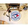 "FANMATS MLB - Toronto Blue Jays Baseball Mat 27"" diameter"