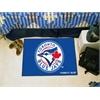 "FANMATS MLB - Toronto Blue Jays Starter Rug 19""x30"""