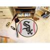 """FANMATS MLB - Chicago White Sox Baseball Mat 27"""" diameter"""