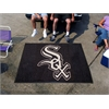 FANMATS MLB - Chicago White Sox Tailgater Rug 5'x6'