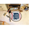 "FANMATS MLB - Detroit Tigers Baseball Mat 27"" diameter"
