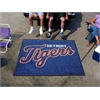 FANMATS MLB - Detroit Tigers Tailgater Rug 5'x6'