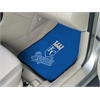 "FANMATS MLB - Kansas City Royals 2-piece Carpeted Car Mats 17""x27"""