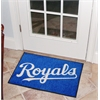 "FANMATS MLB - Kansas City Royals Starter Rug 19""x30"""