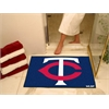 "FANMATS MLB - Minnesota Twins All-Star Mat 33.75""x42.5"""