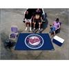 FANMATS MLB - Minnesota Twins Ulti-Mat 5'x8'