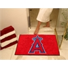 "FANMATS MLB - Los Angeles Angels All-Star Mat 33.75""x42.5"""
