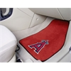 "FANMATS MLB - Los Angeles Angels 2-piece Carpeted Car Mats 17""x27"""