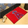 "FANMATS MLB - Los Angeles Angels Starter Rug 19""x30"""