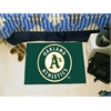 "FANMATS MLB - Oakland Athletics Starter Rug 19""x30"""