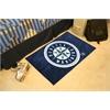 "FANMATS MLB - Seattle Mariners Starter Rug 19""x30"""