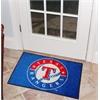 "FANMATS MLB - Texas Rangers Starter Rug 19""x30"""