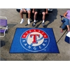 FANMATS MLB - Texas Rangers Tailgater Rug 5'x6'