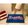 "FANMATS MLB - Atlanta Braves All-Star Mat 33.75""x42.5"""